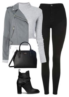 Designer Clothes, Shoes & Bags for Women Komplette Outfits, Winter Fashion Outfits, Look Fashion, Outfits For Teens, Cute Comfy Outfits, Pretty Outfits, Stylish Outfits, Looks Teen, Pastel Outfit