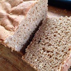 לחם כוסמין מהיר. אמא ירוקה משתפת מתכון ללחם ביתי טעים ובריא שעושה ריח של בית, המתאים גם למי שמפחדים משמרים ומושלם ליום חורפי.