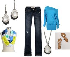 """""""everyday"""" by chitwood on Polyvore"""