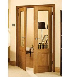 Chiswick Oak French Doors: Emerald Doors