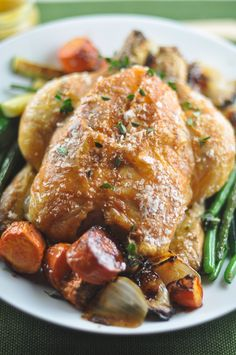Thomas Keller's Simple Roast Chicken