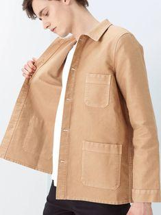 Fabriquée depuis 1913 - Véritable Moleskine de coton - Coton épais et serré  - Trois poches 8d3bbd8ba02