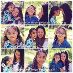 Mother with Daughters / Kristi Mangan Photography / #kristimanganphotography