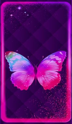 Purple Butterfly Wallpaper, Dragonfly Wallpaper, Pretty Phone Wallpaper, Butterfly Art, Pretty Wallpapers, New Wallpaper, Cellphone Wallpaper, Wallpaper Backgrounds, Iphone Wallpaper