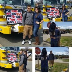 "Firefighter promposal   ""The fires are hot, The trucks are fast, take me to prom, and we'll have a blast."""