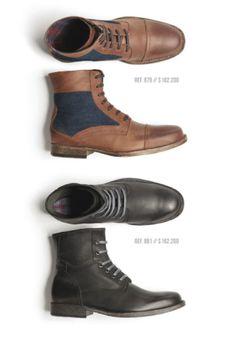 botas de Arturo Calle. Slick Boots.