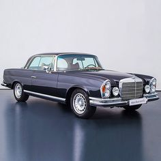 1970 Mercedes-Benz W111 M Coupe