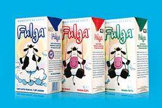 Brandient client file: Albalact Visual Identity, Romania, Packaging Design, Milk, Cover, Animals, Animales, Corporate Design, Animaux