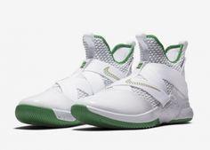 edcfd1463908 Latest Nike LeBron Soldier 12 SVSM White Multi-Color Nike Shoes