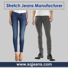 Find you perfect fitting #StretchJeans and other types of #CustomizedJeans here: www.sqjeans.com/photogalleryindex.html