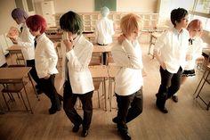 Aomine || Akashi || Kise || Kuroko || Midorima || Murasakibara || Generation of Miracles || Teiko || Cosplay