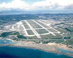 Okinawa 2005, Kadena AFB airfield | by divemasterking2000
