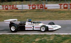 Ronnie Peterson - Texaco Star (Lotus 74) Lotus/Novamotor - Texaco Team Lotus - XXXI Grand Prix d'Albi - 1973 European Championship for F2 Drivers, Round 16