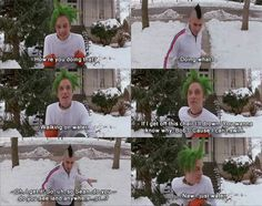 So I know it's kind of random but three guesses what movie is on my mind tonight :) Also this was the best acid trip scene I've ever seen in a movie, hands down. SLC Punk.