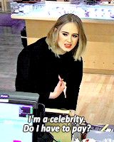 """""""Best of Adele's prank on Jamba Juice employers while Ellen was telling her was…"""