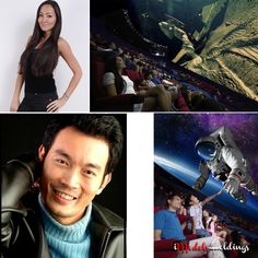 Check out our iModels Holdings models, Jemmy and Maya for the OMNI Theatre Planetarium Experience Print Ad  #imodels #imodelsholdings #imodelssingapore #modelingagency #modeling #models #talents #fashions
