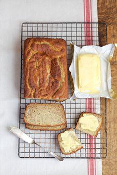 Banana Bread (Grain Free, Paleo) via DeliciouslyOrgnanic.net