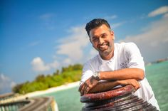 The award-winning Brummie chef is representing the best of British at an international food event to be held in The Maldives