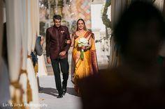 Dana Point, CA Indian Fusion Wedding by Lin & Jirsa Photography