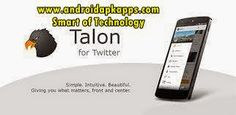 Talon for Twitter v1.4.1 Apk Free Download | Smart of Tecnology - Get fully immersed in your Twitter with this beautiful, feature PACKED Twitter client with a design that actually makes sense! Read too : SMS Backup & Restore Pro v7.03 Apk.
