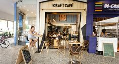 The Coffee Bar From Ipanema: Kraft Café Rio, Coffee, Kaffee, Cup Of Coffee
