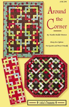 Binding for greater than 90 degree corners