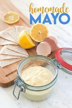 0 Carb Mayonnaise (Paleo