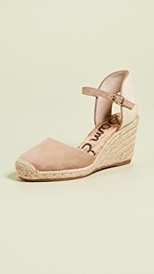 Chic Sam Edelman Payton Espadrilles Womens Fashion Shoes from top store Castaner Espadrilles, Lace Up Espadrilles, Sam Edelman Espadrilles, Fashion Shoes, Fashion Accessories, Shoe Brands, New Shoes, Wedge Heels, Suede Leather