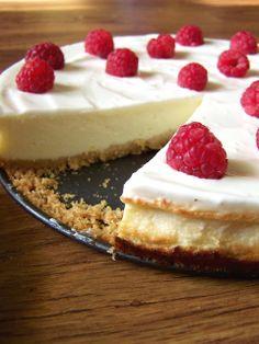 S vášní pro jídlo: Daring cooks challenge March 2013: Cream cheese + New York cheesecake