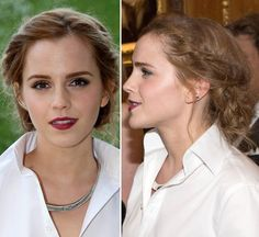 Emma Watson At Prince William's Dinner -- Get Her Blood Red Lip
