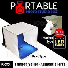 S 18 90 81 New Mini Foldable Photo Studio