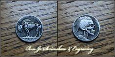 2 sided buffalo nickel.