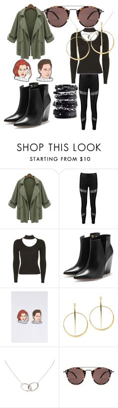 """""""Celebrate Our 10th Polyversary!"""" by bellagioia ❤ liked on Polyvore featuring WithChic, Boohoo, Luis Morais, Topshop, Rupert Sanderson, Lana, Tiffany & Co., Oliver Peoples, polyversary and contestentry"""