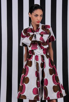 NEW The Minnie Bell Dress by DemestiksNewYork on Etsy~Latest African Fashion, African Prints, African fashion styles, African clothing, Nigerian style, Ghanaian fashion, African women dresses, African Bags, African shoes, Kitenge, Gele, Nigerian fashion, Ankara, Aso okè, Kenté, brocade. ~DK