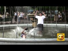 Photo by a Fountain Prank - Naked and Funny - YouTube