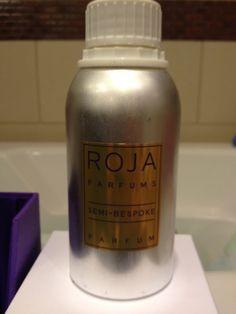 Semi-bespoke №7 Roja Dove - MaRS