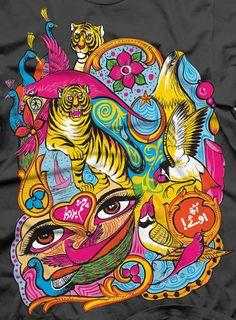 Pakistani truck art wallpaper by - 64 - Free on ZEDGE™ Truck Art Pakistan, Pakistan Art, 6th Grade Art, Type Illustration, Illustrations, Gcse Art, Indian Art, Painting Inspiration, Folk Art
