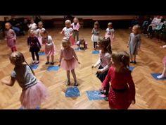 walc meksykański - zabawa muzyczna . Dzieci 3-5 lat- zajęcia z rytmiki Anna Machmar - YouTube