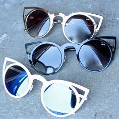quay invader sunglasses (3 colors) – shop hearts