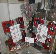 Looking Glass Jewellery @ Crafted With Love Yorkshire