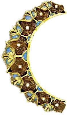 Art Nouveau Artists- Lalique Jewelry,