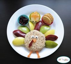 Fun Food For Kids: 10 Cool and Healthy Snacks! | Food For Thought