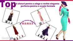 Top 5 sfaturi pentru a alege o rochie eleganta perfecta pentru o ocazie formala Top 5, Business Casual, Polyvore, Fashion, Moda, Fashion Styles, Fashion Illustrations, Business Casual Attire