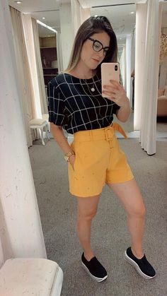 Cute Fall Outfits, Mom Outfits, Short Outfits, Casual College Outfits, Stylish Outfits, Look Fashion, Fashion Outfits, Womens Fashion, Lesbian Outfits