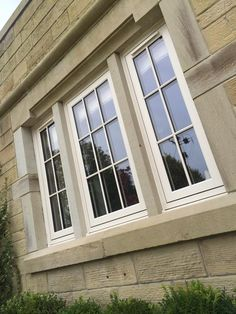 Mcdermott Windows installed these Clotted Cream Residence 9 Windows Barn Windows, Windows And Doors, Clotted Cream, Stables, Exterior, Colours, Window Ideas, Luxury, House Ideas
