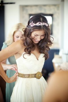 #sarah-seven  Photography: Weddings By Two - weddingsbytwo.com  Read More: http://www.stylemepretty.com/2014/01/15/brooklyn-bridge-park-wedding/