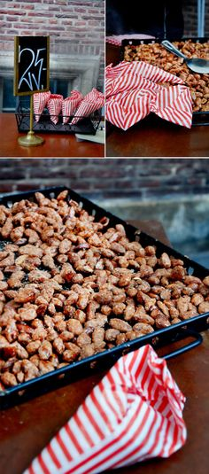 jaggery coated roasted almonds