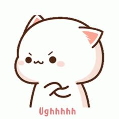 Cute Cartoon Images, Cute Love Cartoons, Cute Bear Drawings, Bear Gif, Chibi Cat, Cute Love Pictures, Molang, Dibujos Cute, Cute Memes
