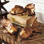 Home Décor - Koi Fish - Set of 3, Assorted, RSH Catalog Boutique