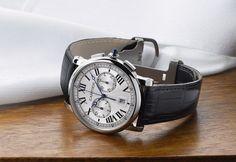Cartier Rotonde de Cartier Chronograph - reclining